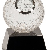 CRY6101L  Crystal Golf Ball Clock