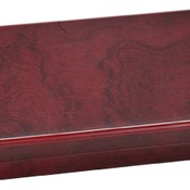 GBX23  Rosewood Finish Gift Box