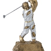 "MR-747 6-3/4"" High, Golf Monster Series Award"