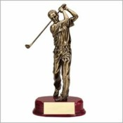 RF3321A - Resin Golf Swing Male 9 3/4""