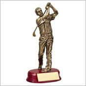 RF3321B - Resin Golf Swing Male 10 3/4""