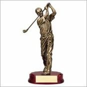 RF3321C - Resin Golf Swing Male 12 1/4""