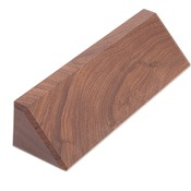 DS8  Genuine Walnut Desk Wedge