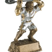 "MR-765 6-3/4"" High, Lacrosse Monster Series Award"