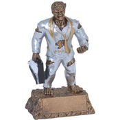 "MR-760 6-3/4"" High, Salesman Monster Series Award"