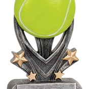 "VSR108  5-1/2"" Varsity Sport Resin Tennis Trophy"