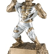 "MR-791 6-3/4"" High, Victory Monster Series Award"