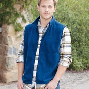 9631 - Classic Sport Fleece Full-Zip Vest