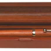 CS202RA  Rosewood Finish Pen Case