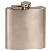 FSK601  6 oz. Stainless Steel Flask