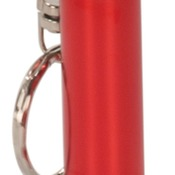 GFT071  Red 5-LED Flashlight with Keychain