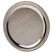 PC1010  Chrome Plated Tray, 10""