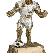 "MR-731 6-3/4"" High, Soccer Monster Series Award"