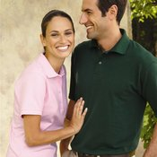 440W - Ringspun Cotton Women's Pique Sport Shirt