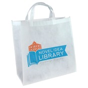 SBL024  Recycled Poly Shopping Bag
