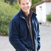 9632  Classic Sport Fleece Full-Zip Jacket