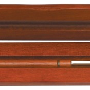 CS203R  Rosewood Finish Pen Case
