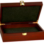 GBX13  Rosewood Finish Gift Box