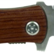 GFT014  Wood Handle Knife