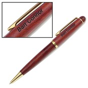 LP203R  Rosewood Finish Ballpoint Pen